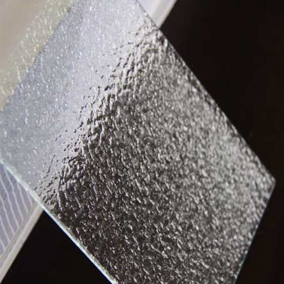 Low Iron Patterned Glass