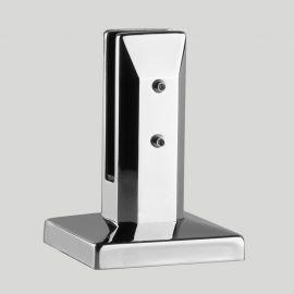 FHMPSBP FORGE Minipost Spigot 2205 Base-mount Square PSS