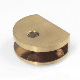 GSB500BB U Bracket Brushed Brass