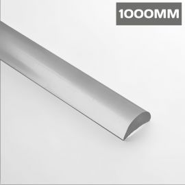 HR21000 Half Round Water Seal Bar 1000mm Acrylic