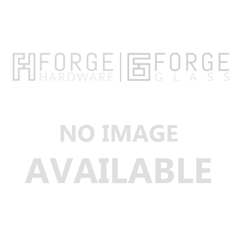 Micro Bracket Glass to Wall 90 Degree Chrome