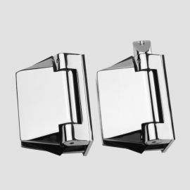 POLGWP Polaris Hinge 125 series Glass to Wall Polish Pair of Two