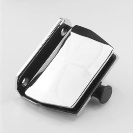 POLPL1P Polaris Pool Gate Latch Glass to Wall and Post Polished