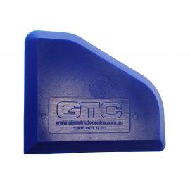 SSB600 Silcion Spatula Blue 94mm x 78mm