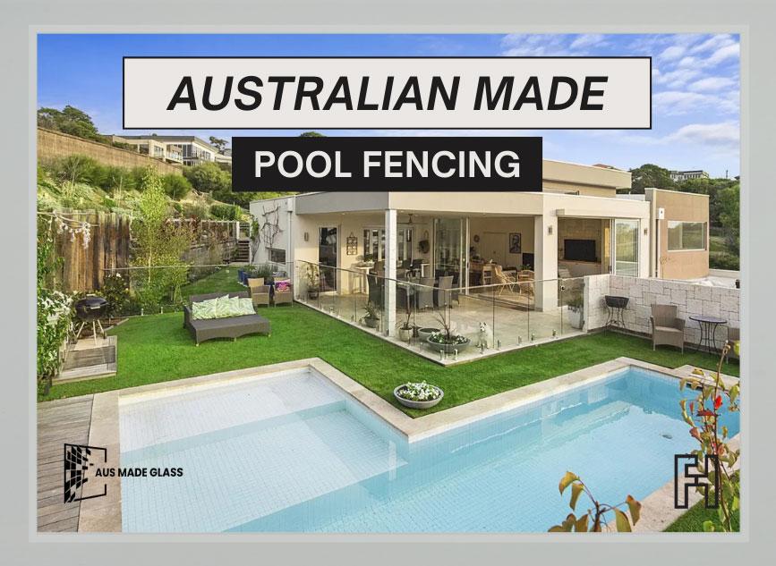 Frameless Glass Pool Fencing - Australian Made