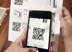 Forge Website Now Offer QR Scan Function