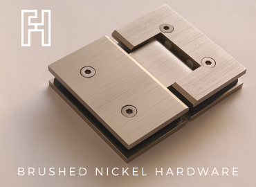 Brushed Nickel Hardware Now Available!