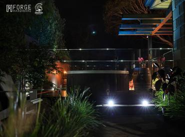Forge-Spartan Spigot from Illuminated Balustrades Australia