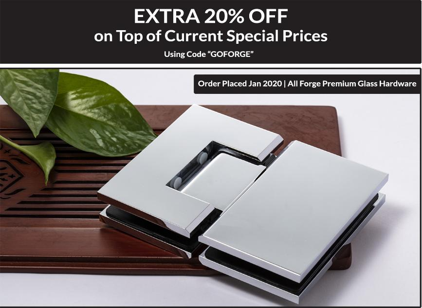Extra 20% off Already Discounted Prices