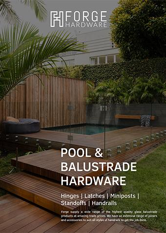 Pool & Balustrade Hardware