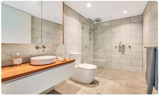Frameless Shower, Glen Waverley Vic